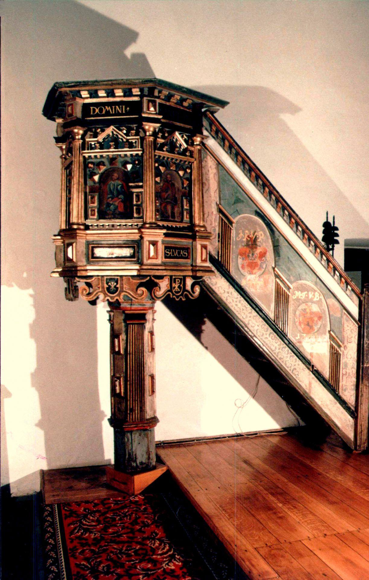 renesansowa ambona