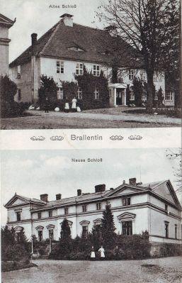 Bralęcin